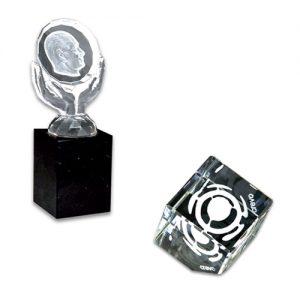 3D Kristal Ödüller ve Küpler